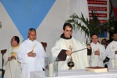 Frei Bernardo preside a celebrao eucarstica 239 (vandevoern) Tags: brasil piripiri piaui graa remdios orao painosso vandevoern