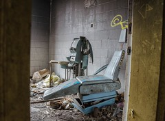 -Now Spit (Fatigued_23) Tags: old abandoned decay forgotten asylum dilapidation abandonment dilapidated mentalinstitute