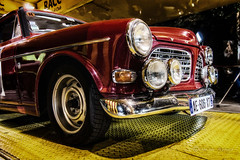 Catalan bumper (Elisabet Aponte) Tags: barcelona city travel light urban france cars car night rally catalonia racing montecarlo bumper headlight 500px ifttt