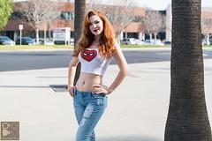 Mary Jane (Dapper Geek News) Tags: california ontario news us unitedstates geek spiderman maryjane dapper alaanimelosangelscosplayconvention