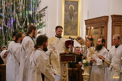 39. Соборное богослужение в Лавре