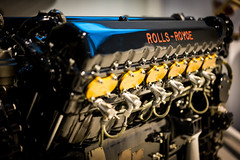 Rolls Royce V12 (cmceye) Tags: colour airplane bokeh sony engine 55mm rolls alpha 18 a7 royce v12 sonnar a7r sel55f18z fe5518 a7rii