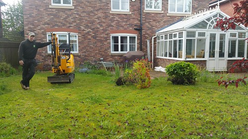 Landscape Gardening Wilmslow -  Decking Paving and Artificial Lawn Image 3