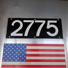 2775 (Navi-Gator) Tags: number odd 2775 multipleof37 37x75 2775frame