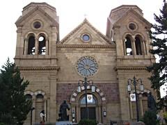 Cathedral Basilica of St. Frances of Assisi, Santa Fe (ali eminov) Tags: santafe newmexico churches cathedrals basilicas basilicaofstfrancesofassisi