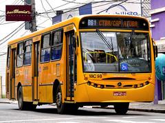 Auto Viação Santo Antônio 18C98 - CAIO Apache Vip I - Mercedes-Benz O-500M (busManíaCo) Tags: paraná apache curitiba mercedesbenz vip caio ônibus i busmaníaco o500m nikond3100 apbus