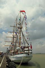 IMG_5666 (suryahardhiyana) Tags: ship naval surabaya kapal dewaruci koarmatim