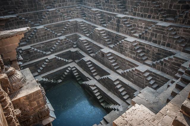 階段井戸とは何か