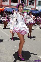 Carnaval de Oruro 2014 (@esuarezmedia) Tags: simon san central ferrari garcia figuras eduardo mariana evo suarez oruro diablada tobas tinkus caporal morenada enaf cocanis