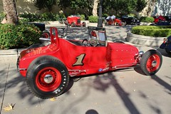51st LA Roadsters Show (USautos98) Tags: ford racecar track racer 1923 roadster laroadsters