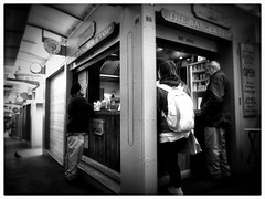 36/365 The Banger Stop (denny57uk) Tags: food sausage norwich hungry peoplewatching foodstall marketstall norwichmarket thebangerstopnorwichmarket