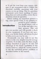 Kodak Retina IIa Camera - Page 2 (TempusVolat) Tags: camera vintage print graphic kodak pages instructions guide manual printed gareth retina tempus kodakretina iia retinaiia volat wonfor mrmorodo garethwonfor tempusvolat