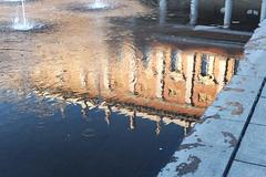 Disastro (S. Hemiolia) Tags: reflections teatro fontana reflets reggioemilia teatrovalli