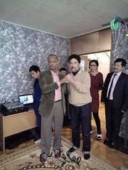The speech of Mr. John Griffn and Mr. Askar Toksanbayev (COCAFoundation) Tags: kazakhstan coca autism astana