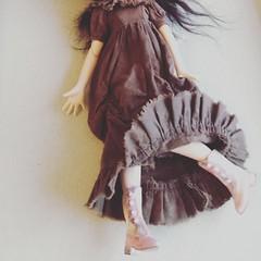 Ava (t.walker.1@btinternet.com) Tags: squeakymonkey petiteappleshop