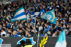 UEFA Europa League Olympique de Marseille Vs FC Groningen (Guillaume Chagnard Photographie) Tags: marseille fans groningen om supporters stadevelodrome fcgroningen groupef olympiquedemarseille europaleague uefaeuropaleague phasedegroupe