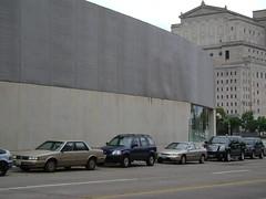 MOCA St Louis (20) (Peter Newton, Assoc AIA, CSBA, PMP) Tags: contemporaryart stlouis missouri urbanism modernarchitecture urbanplanning grandcenter urbanrevitalization alliedworks urbanredevelopment bradcloepfil urbaninfill mocastlouis
