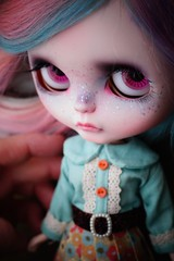 My sister's new doll