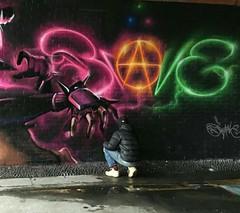 priestess (brave one) Tags: graffiti painted spraypaint graff spraycanart graffitiart graffitimurals graffitimural spraycanartist