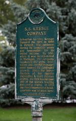 S.S. Kresge Company... (Nicholas Eckhart) Tags: usa building retail america dead us office michigan detroit headquarters troy vacant former stores kmart 2015