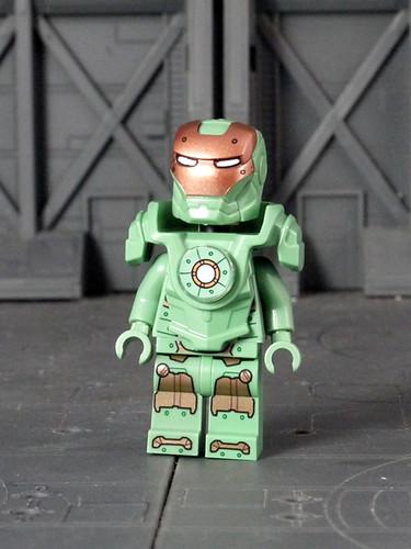 Scuba Iron Man