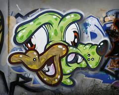 Caper characters (J-C-M) Tags: street urban streetart art wall painting graffiti paint grafitti artistic australia wallart victoria spray characters aerosol capers caper melburne artwrok