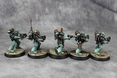SoH Legionary Tactical 3 4 (Celsork) Tags: marine space warhammer 30k soh legionary sons tactical sonsofhorus