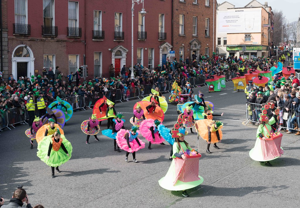 ARTISTIC AT THE ST. PATRICK'S DAY PARADE [MARCH 17 2016]--112466