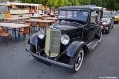 Bourse de Mirebeau 2011 - Renault Monaquatre (Deux-Chevrons.com) Tags: renault monaquatre renaultmonaquatre