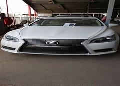 Lexus - LS 460L - 2015  (saudi-top-cars) Tags: