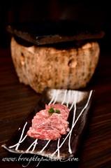 DSC_3948 (Chris & Christine (broughtup2share.com)) Tags: road old mushroom beer japan japanese sashimi salmon snail seafood kirin scallop unagi klang tamago wagyu ishin