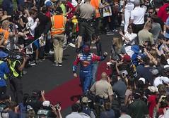 Jimmie Johnson, NASCAR Pre-Race Red Carpet, Auto Club Speedway, Fontana (alsib) Tags: nascar fontana jimmiejohnson autoclubspeedway