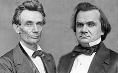 Lincoln & Douglas, 1860 [2060x1278] #HistoryPorn #history #retro http://ift.tt/1RJBHE2 (Histolines) Tags: history retro lincoln timeline douglas 1860 vinatage historyporn histolines 2060x1278 httpifttt1rjbhe2