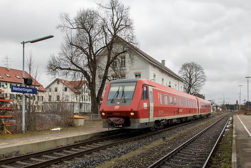 DB 611 043, Herbertingen