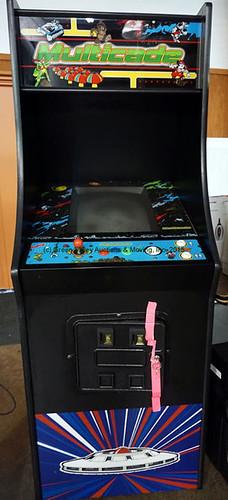 Arcade Machine $1,045.00 - 9/11/15