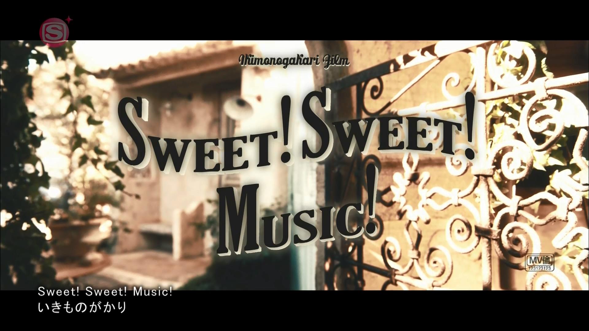 2016.03.16 いきものがかり - Sweet! Sweet! Music!(SSTVPlus).ts_20160316_225143.674