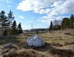 merkkikivi (neppanen) Tags: suomi finland helsinki kivi valkoinen merkki discounterintelligence sampen helsinginkilometritehdas valkoinenkivi