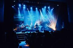 Sapporo, Hokkaido, 2016 (librarymook) Tags: light music japan sapporo concert audience low crowd band documentary christian indoors seated odori portra800 film06 hokkaidoprefecture vsco vscofilm leicadgsummilux15mmf17asph olympusomdem5markii em5markii nightdelight