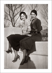 Fashion 0217-02 (Steve Given) Tags: ladies fashion women familyhistory socialhistory