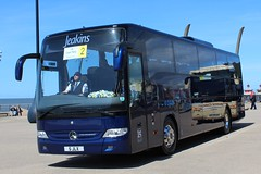 5JLX Jeakins at UK Coach Rally 2016 in Blackpool (1 of 2) (Nearside view) (j.a.sanderson) Tags: mercedes benz coach thorpe blackpool coaches tourismo jeakins ukcoachrally 5jlx