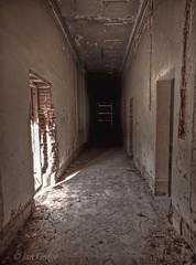 Into the Black (Ian Gedge) Tags: uk england english abandoned hospital britain decay urbandecay norfolk thorpe norwich british standrews lunatic asylum derelict mental