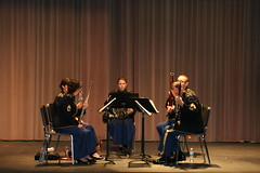 The United States Army Field Band Woodwind Quintet and Percussion Clinic, March 21, 22, 2016 (UMKC-Conservatory) Tags: field army university percussion united band states woodwind quintet umkc umkcconservatory