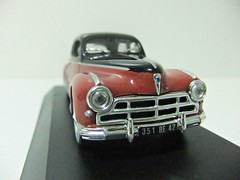 PEUGEOT 203 Darlmat (1953) - NOREV (RMJ68) Tags: cars toy mat peugeot coches 203 juguete 143 darl diecast hachette norev