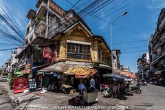 Old house (Jeff Perigois) Tags: street old urban house heritage architecture french asia cambodia colonial chinese streetphotography architect phnompenh