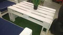 Gartentisch aus Paletten (C.Kellner) Tags: tisch garten bauen idee palette paletten gartentisch