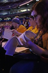 Scouting | 120/366 (Cassidy Jade) Tags: first dna robotics frc scouting spontaneous 366 spontaneousportrait 4009 denfeld 366project day120366 omgrobots firstchamp cy365 366the2016edition 3662016 29apr16 denfeldrobotics