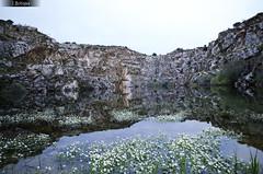 Espejo (javier.bohigas) Tags: water agua paisaje cceres reflejos extremadura airelibre riscos alcntara