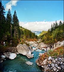 Mountain stream (Katarina 2353) Tags: mountain alps landscape katarinastefanovic katarina2353