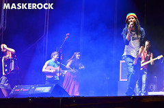 La Pegatina # Viña Rock 2016