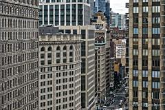 Broadway Canyon (Joel Raskin) Tags: nyc newyorkcity buildings lumix cityscape manhattan broadway facades flatiron urbanlandscape fz1000